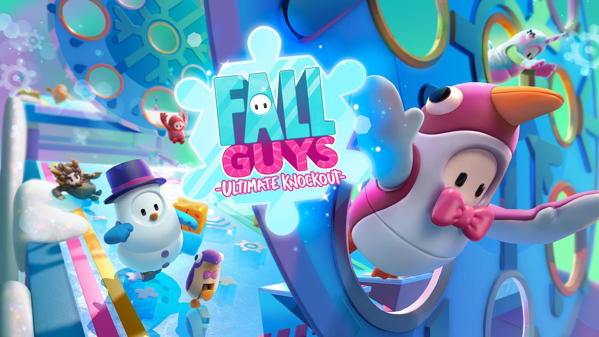 فصل سوم بازی Fall Guys با حال و هوای زمستانی آغاز خواهد شد