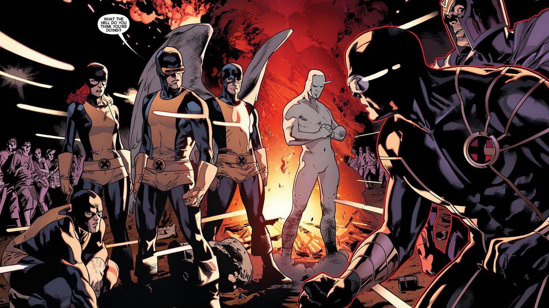 شرکت مارول رویداد کمیکی Reign of X را برای دنیای مردان ایکس معرفی کرد