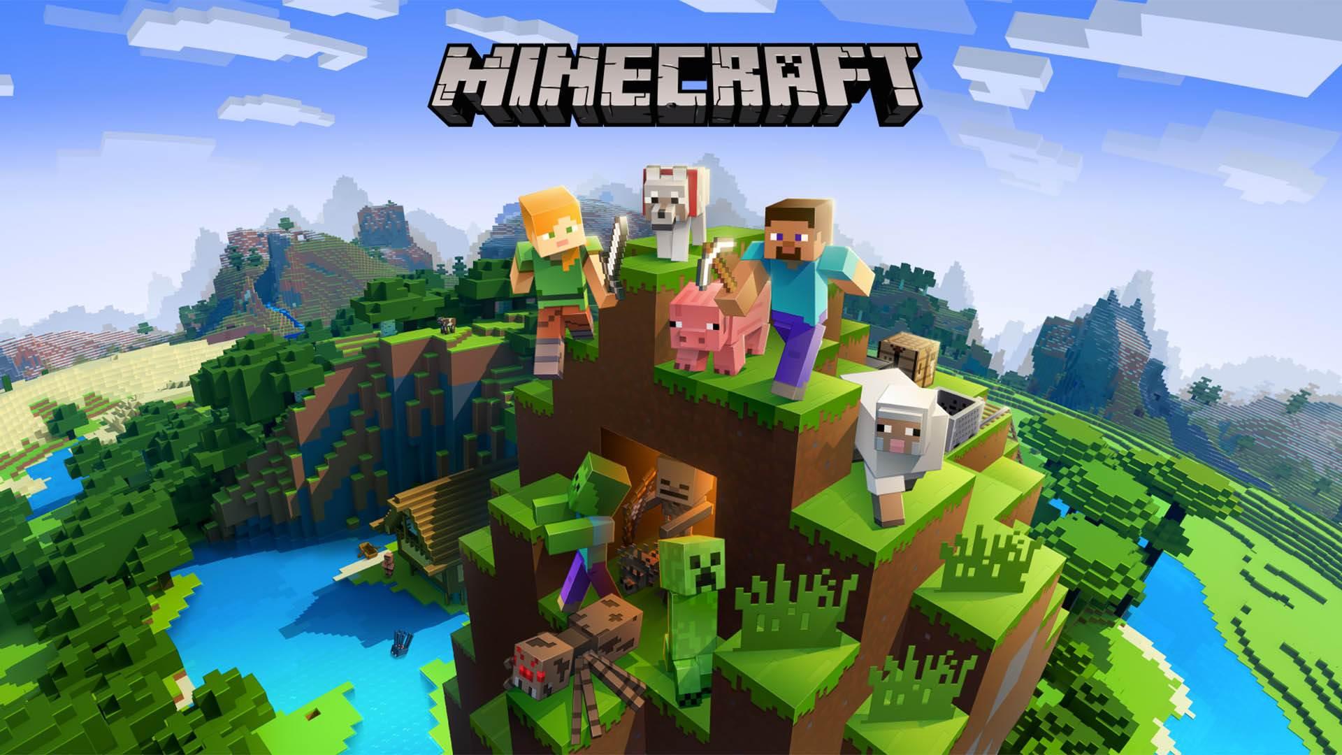 بازی Minecraft به آمار ۶۰۰ میلیون کاربر فعال دست پیدا کرده است