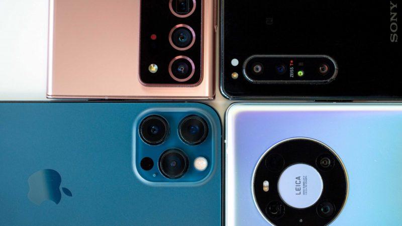 گوشیهایی با دوربین چهارگانه بیشترین محبوبیت را بین کاربران دارند