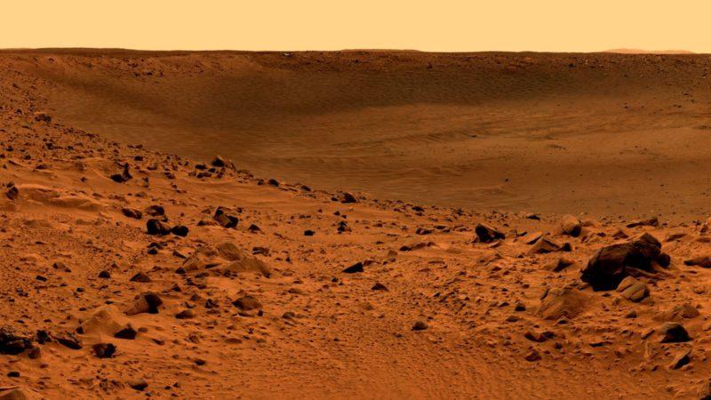 دانشمندان از احتمال وجود زندگی در زیر سطح مریخ میگویند
