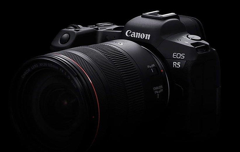 دوربین ۳۰۰ مگاپیکسلی کانن EOS R5S در سه ماه اول ۲۰۲۱ رونمایی خواهد شد