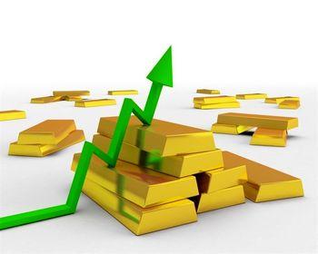 بازگشت طلا به کانال ۱۸۰۰ دلار/ صعود ۳۰ دلار اونس
