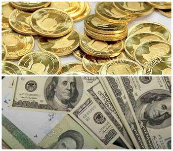 قیمت انواع دلار، یورو، سکه و درهم در بازارهای مختلف روز چهارشنبه +جدول