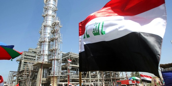 صادرات نفت عراق به ۲.۷ میلیون بشکه در روز رسید