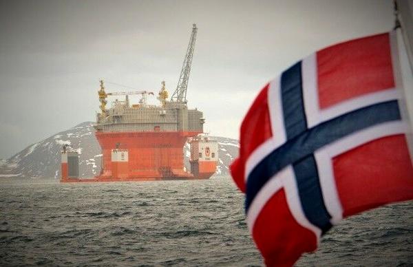 محدودیت تولید نفت نروژ پایان مییابد
