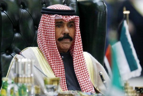 استقبال امیر کویت از توافق برای حل بحران خلیجفارس