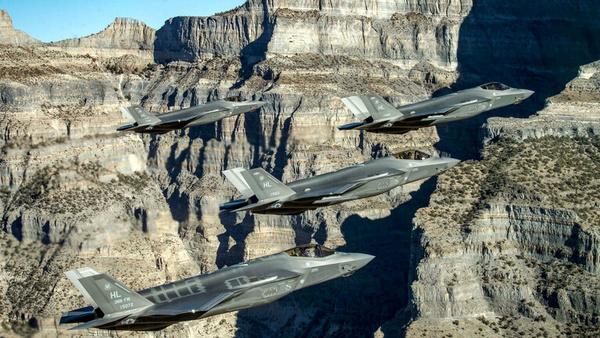 فروش جنگندههای اف-۳۵ به امارات ممکن است پیش از سوگند ریاستجمهوری بایدن انجام شود