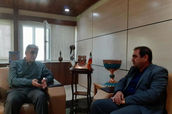 قدردانی از حمایت مدیرعامل شرکت مس در تصویب طرح احداث جاده رابر- کرمان/ تاکید بر موفقیتهای بینظیر شرکت مس در سال جهش تولید