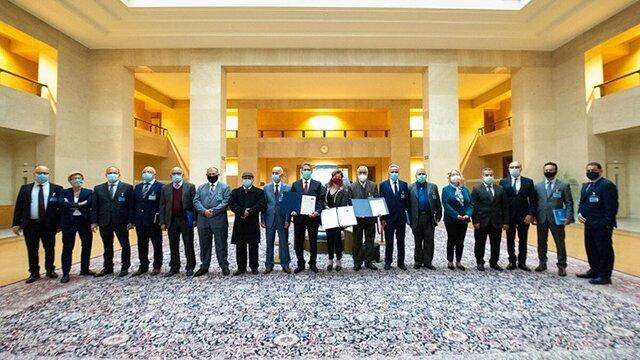 توافق گروه های لیبیایی بر سر تقسیم پست های حساس حاکمیتی