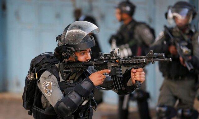 شهادت کودکی فلسطینی به ضرب گلوله نظامیان صهیونیست