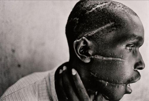 عکسی که یادآور یک نسل کشی است!