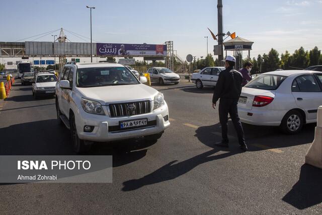 پابرجا بودن محدودیت سفرهای جادهای و جریمه متخلفان