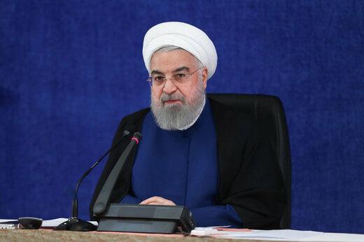 ببینید | روحانی: مصوبه دیروز مجلس را مضر میدانم اما نرفتنم به مجلس به خاطر رعایت پروتکلهاست