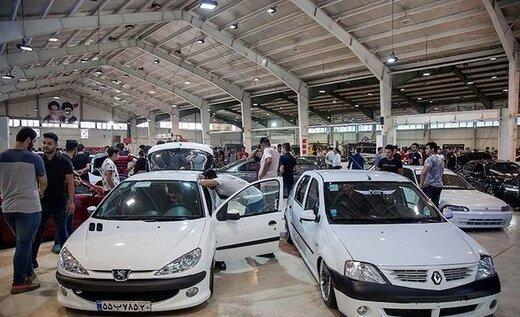 کف مقاومتی قیمت ها در بازار خودرو از دست رفت / تندر پلاس 470 میلیون