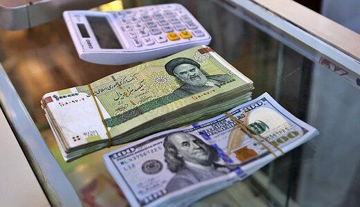 صرافان دلار را به قیمتی خریدند؟