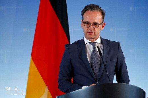 ببینید | گزافهگویی بزرگ وزیر امور خارجه آلمان در خصوص ایران