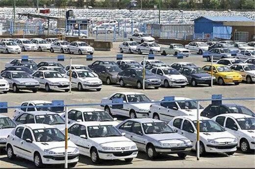 نوسان ۱۰ درصدی قیمتها در بازار خودرو/ساینا ۱۳۰ میلیونی شد