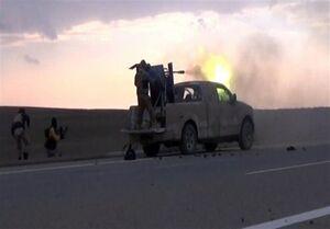 کشته و مجروح شدن ۳ نظامی ارتش عراق در درگیری با تروریستهای داعش