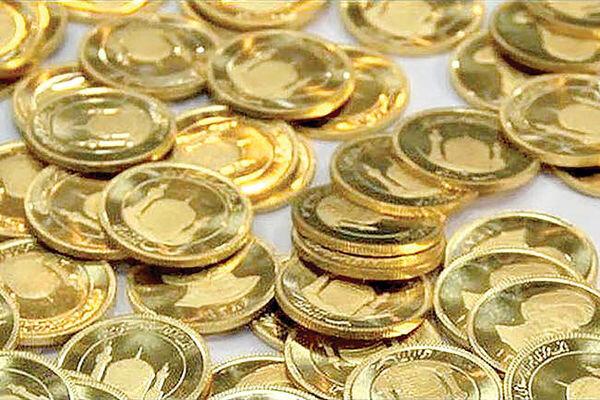 قیمت سکه ۱۳ آذر ۱۳۹۹ به ۱۲ میلیون و ۱۰۰ هزار تومان رسید