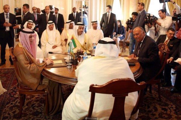 وزیر خارجه سعودی: حل «بحران قطر» امری قابل حصول به نظر می رسد