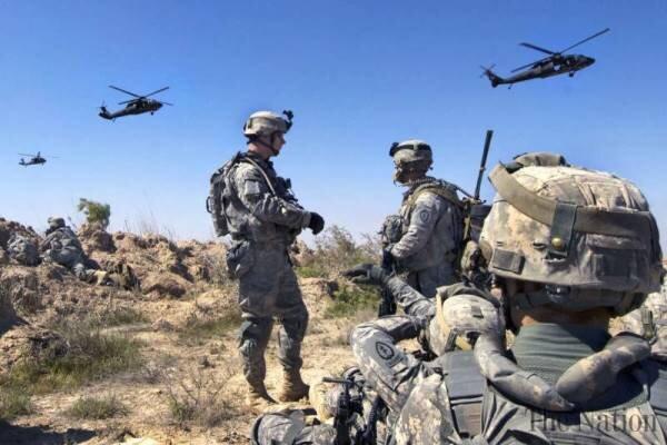 خروج بخش اعظمی از نظامیان آمریکایی از سومالی