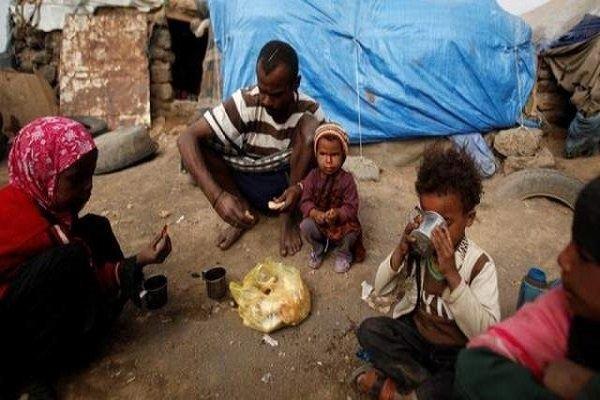 یمن در آستانه قحطی شدید قرار گرفته است