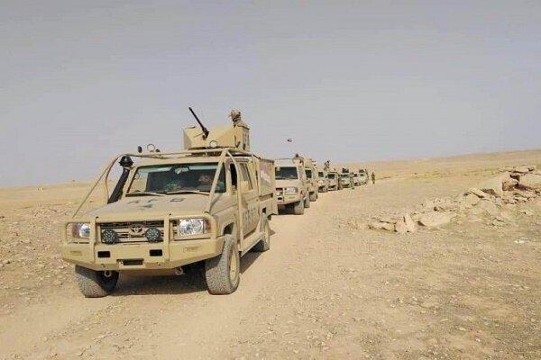مرحله سوم عملیات «وعده صادق» در شهر «بصره» عراق آغاز شد