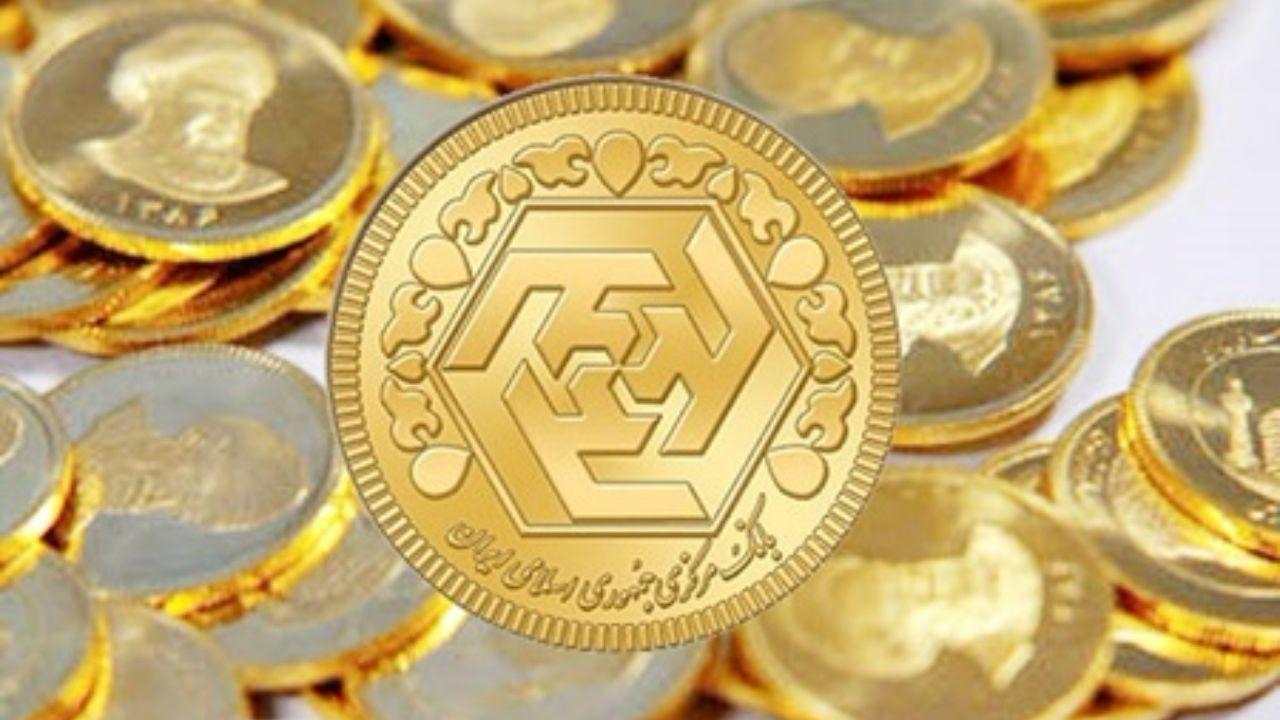 نرخ سکه به ۱۱ میلیون و ۷۰۰ هزار تومان رسید