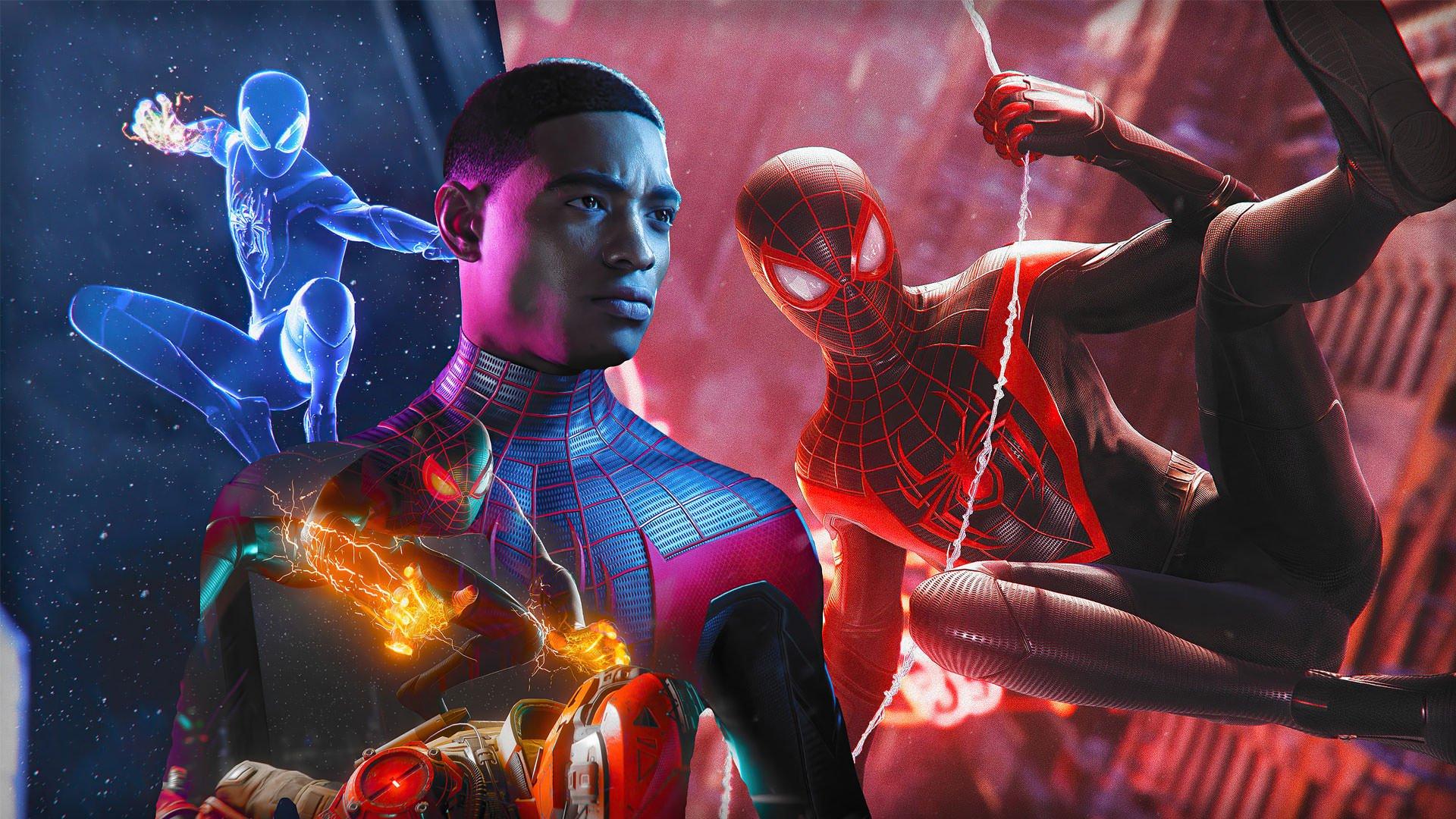 راهنمای تروفی های بازی Spider-Man: Miles Morales