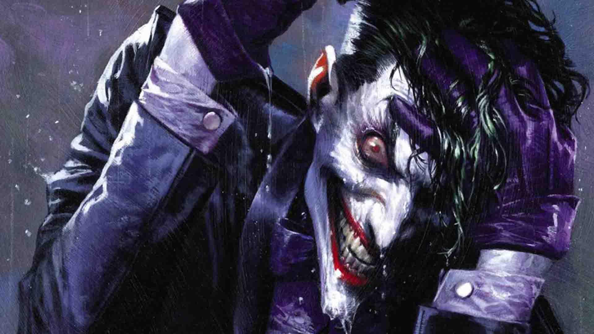 دی سی نسخه جدیدی از جوکر را در مینی سری Batman/Catwoman معرفی کرد