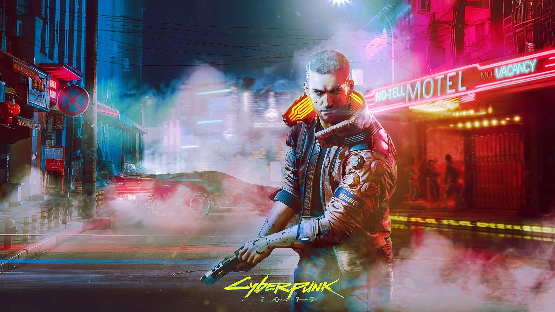Cyberpunk 2077 یک هفته قبل از انتشارش آپدیتی ۴۳ گیگابایتی دریافت کرد