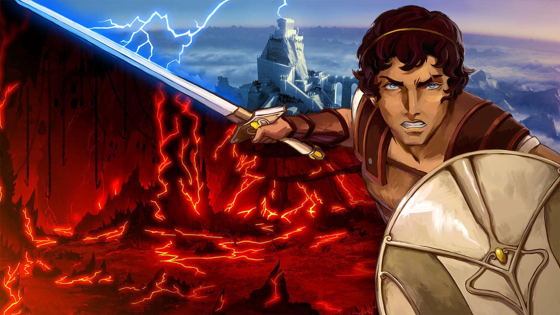انیمیشن Blood of Zeus برای فصل دوم تمدید شد