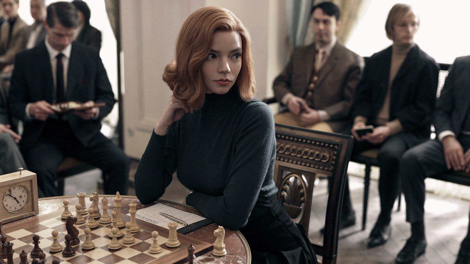 نقد سریال The Queen's Gambit - گامبی وزیر