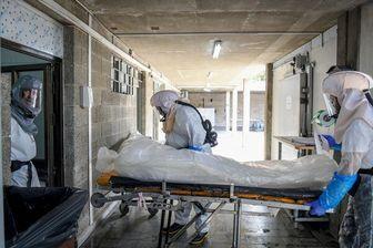 شمار قربانیان کرونا در اراضی اشغالی از مرز ۴ هزار تن گذشت