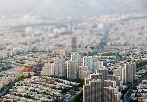 قیمت متوسط آپارتمان ۷۵ متری در تهران به حدود ۲ میلیارد رسیده!