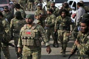 حمله تروریستها به نیروهای سوریه