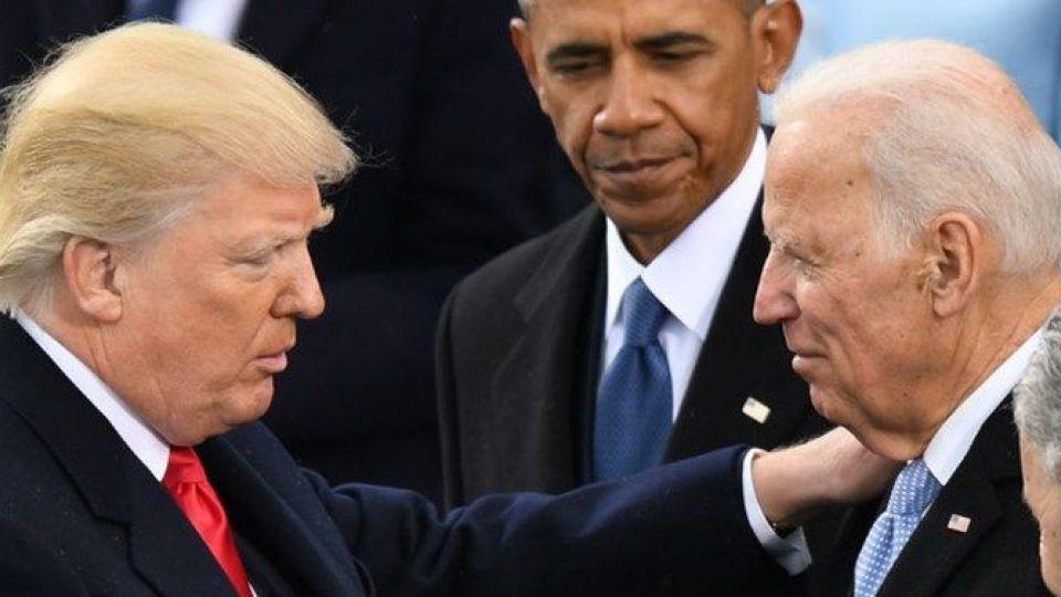 بایدن و  ایالات نامتحده آمریکا