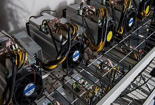 """206 دستگاه بیت کوئین در """"ورامین"""" جمع آوری شد"""