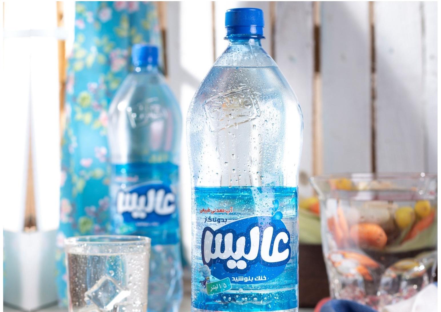 آب معدنی عالیس؛ نوشیدنی گوارا از چشمههای خراسان
