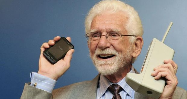 داستان ساخت اولین موبایل جهان توسط موتورولا
