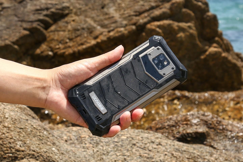 دوگی S88 پلاس معرفی شد؛ یک موبایل سختجان با باتری ۱۰ هزار میلیآمپرساعتی