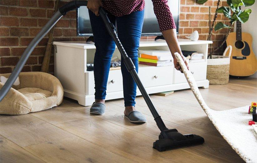 ۸ مورد از کثیفترین قسمتهای خانه و نحوهی تمیز کردن اصولی آنها
