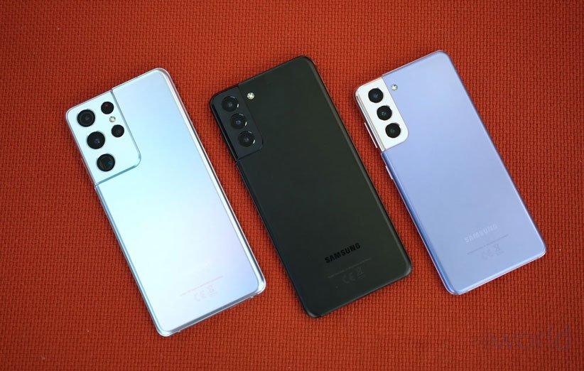مزایا و معایب گوشیهای سری گلکسی S21