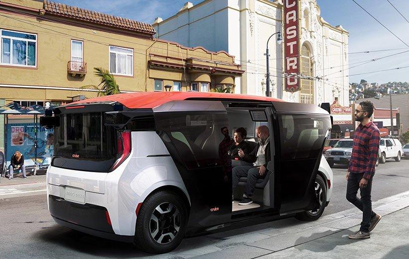 مایکروسافت برای تولید خودروی الکتریکی خودران با جنرال موتورز همکاری میکند