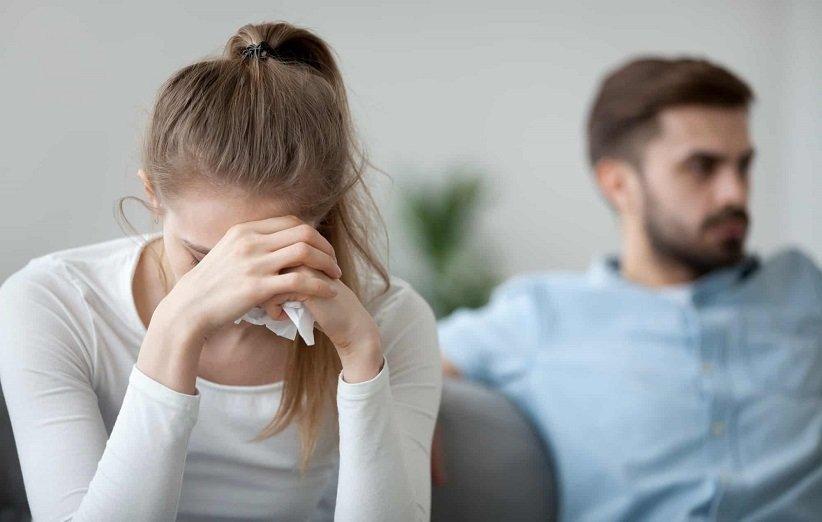 ۱۳ علامت که نشان میدهد شوهر شما خودخواه است