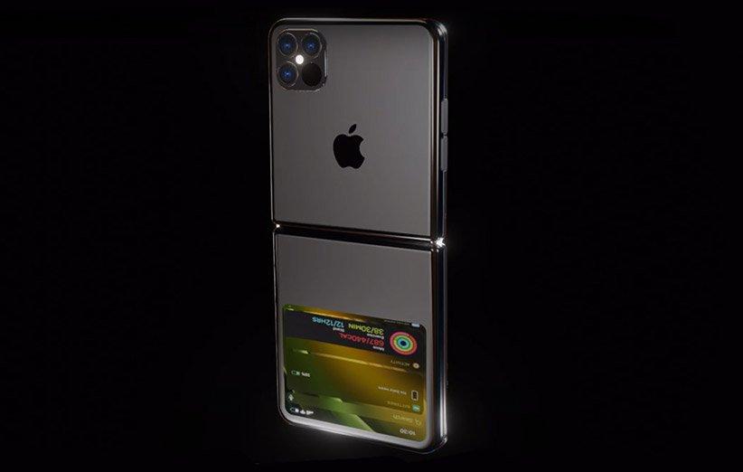 سیستم دوربین آیفون تاشو در پتنت جدید اپل فاش شد