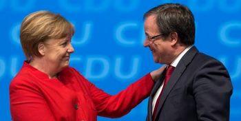 «آرمین لاشِت»  جانشین مرکل، رهبر حزب حاکم آلمان شد