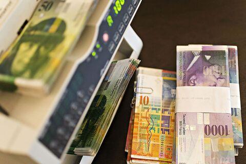 کشف ۱۰ میلیارد دلار وجوه مشکوک در سوییس
