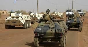 کشته و زخمی شدن ۹ تن از نیروهای حافظ صلح سازمان ملل در مالی